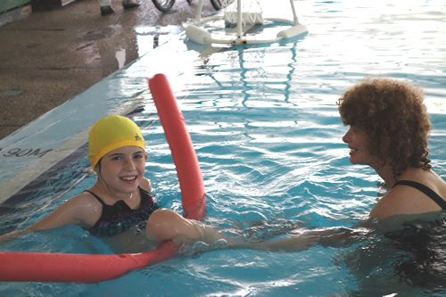 Swimming American Friends Of Ilan Israel Foundation For Handicapped Childrenamerican Friends